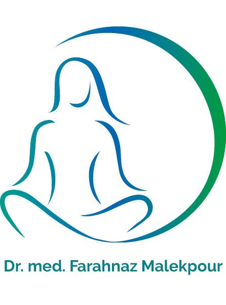 Dr. Farahnaz Malekpour Logo